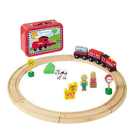 George Home Train Set in a Box