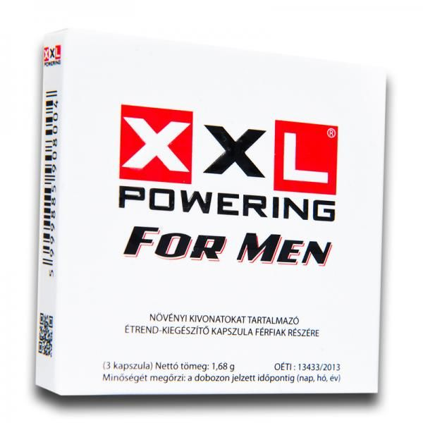 XXL Powering For Men Potencianövelő