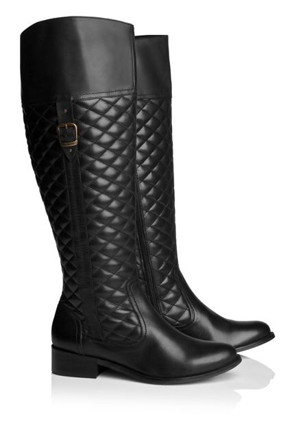 Wide-Calf Boots That Really Fit (& Look So Cool!) #refinery29  http://www.refinery29.com/best-fall-wide-calf-boots#slide7