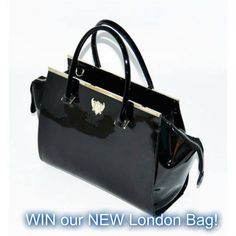 LAST CHANCE, ENDS MIDNIGHT! Want the chance to #WIN our newest changing #bag? Simply LIKE this pin and comment to enter! The competition ends midnight on 11.12.15, good luck! #competition #giveaway #London #diaperbag #changingbag #mummyfashion Find out more about the bag here: http://www.hamiltonturnberry.co.uk/changing-bags/33-london-.html