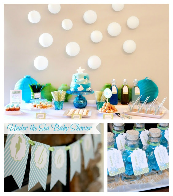 about under the sea baby shower on pinterest baby shower themes