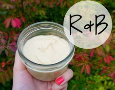 DUPE Make your own DIY LUSH R & B Moisturizing Hair Balm | by the Makeup Dummy