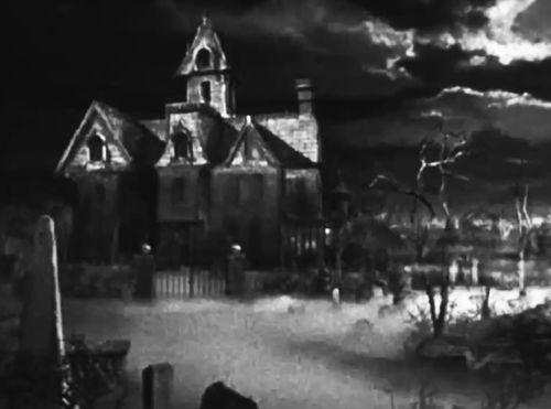 essay on one dark stormy night