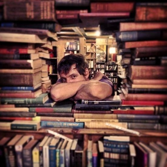 Two of my favourite things...books and Pedro Pascal