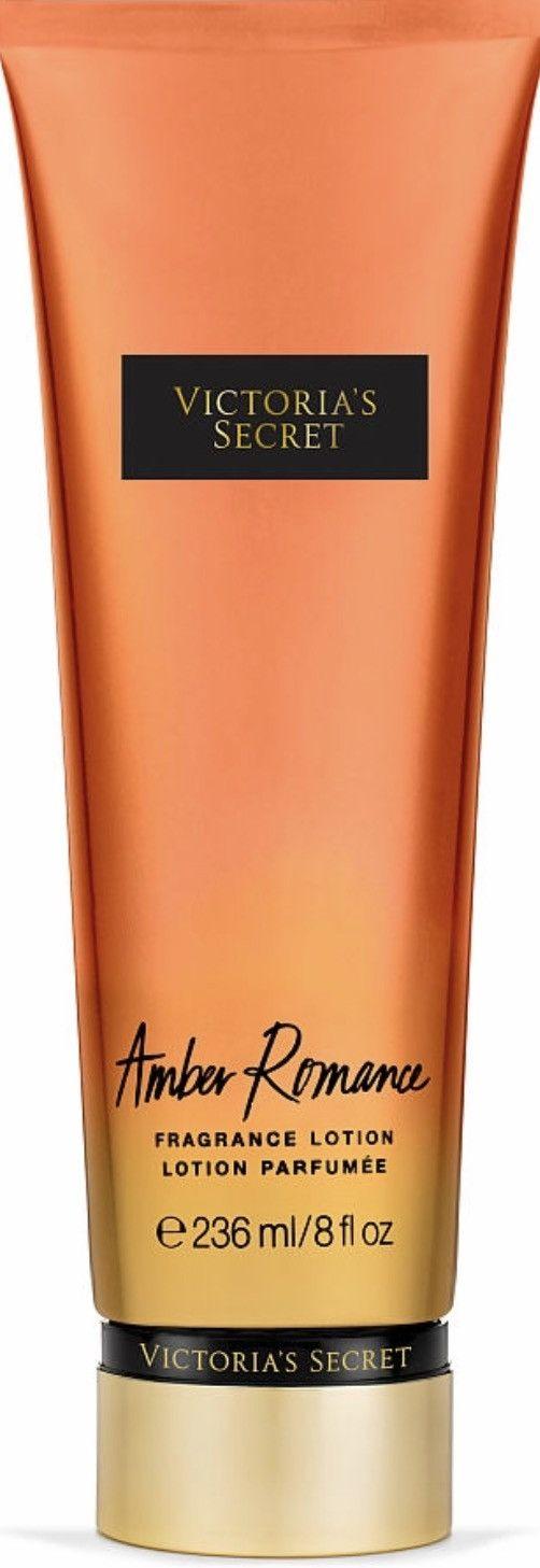 Victoria Secret Amber Romance Lotion