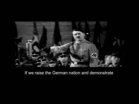 (((They))) Mistranslated Hitler's Speech For Documentary
