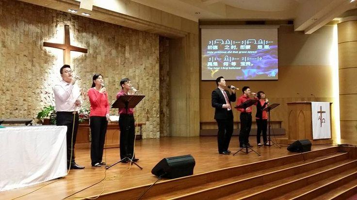 Worship service Aldersgate SG 2015. https//www.facebook