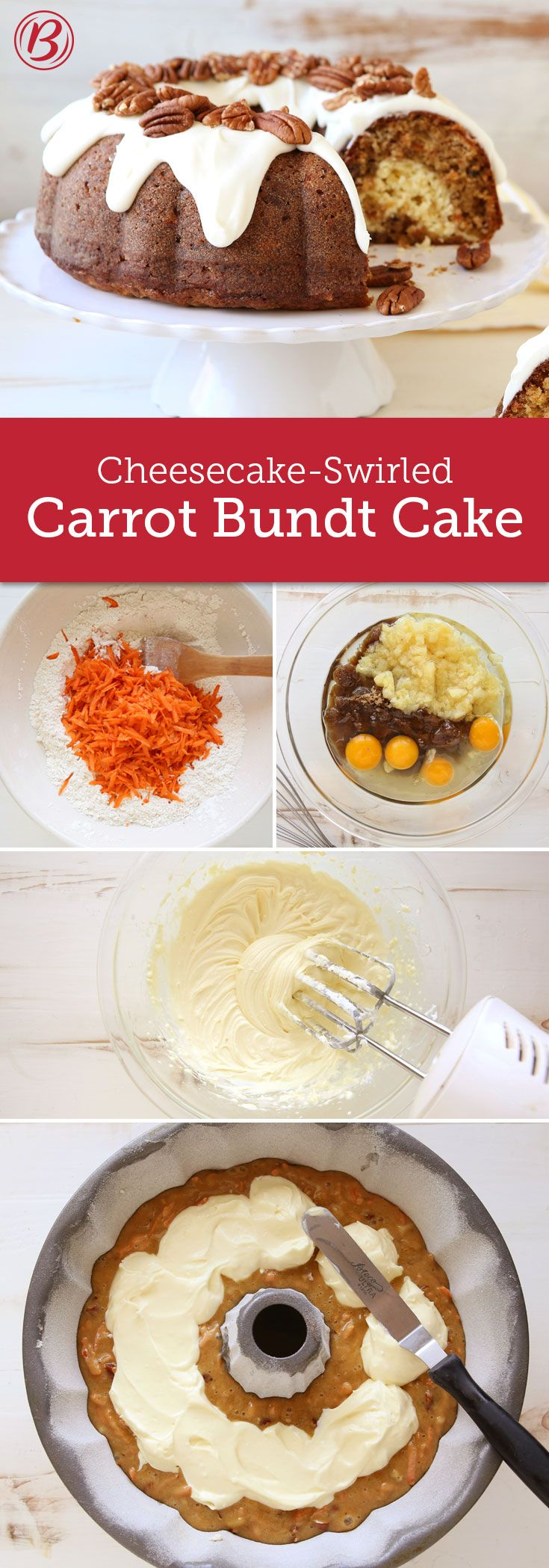 20 Best Ideas About Carrot Cake Cheesecake On Pinterest