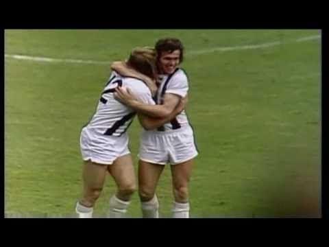 Pokalendspiel 1973  Gladbach-Köln  Netzers Selbsteinwechslung mit Traumtor