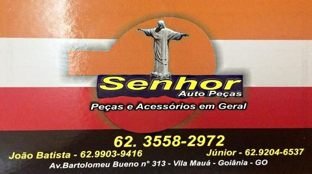Eu recomendo Senhor Auto Peças- Vila Mauá, #Goiânia, #Goiás, #Brasil