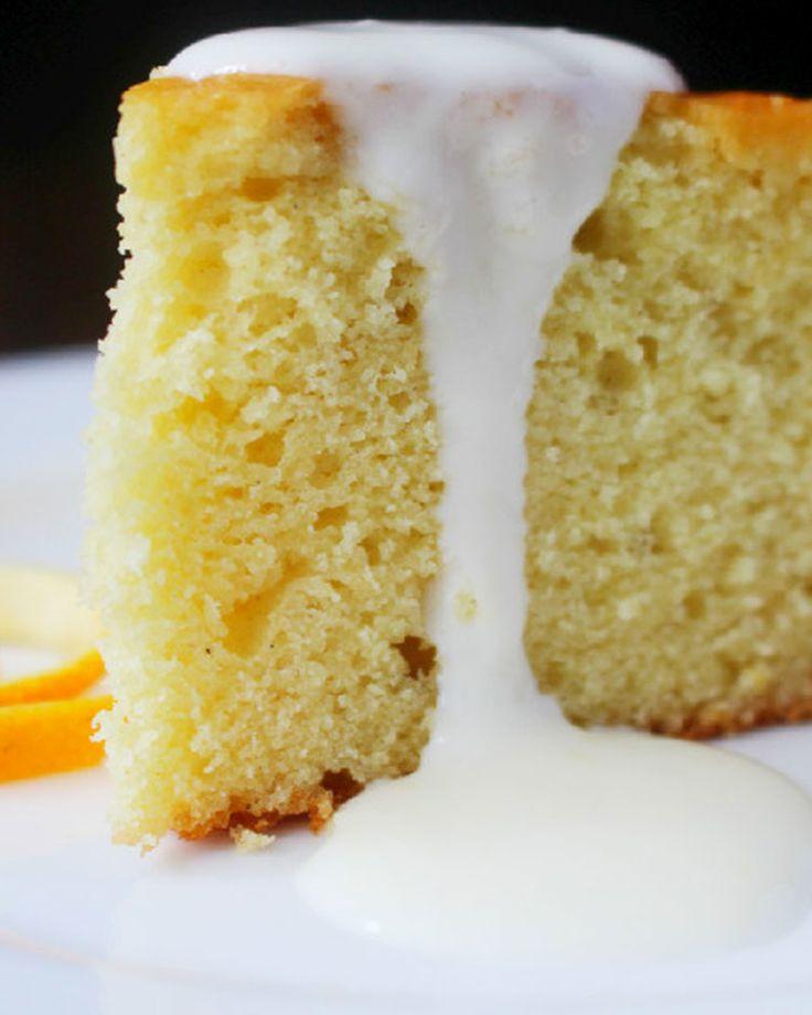 40. Spaghetti Squash Cake With Orange Cream #comfortfood #squash #spaghettisquash #vegetarian #vegetarianrecipes http://greatist.com/eat/spaghetti-squash-recipes