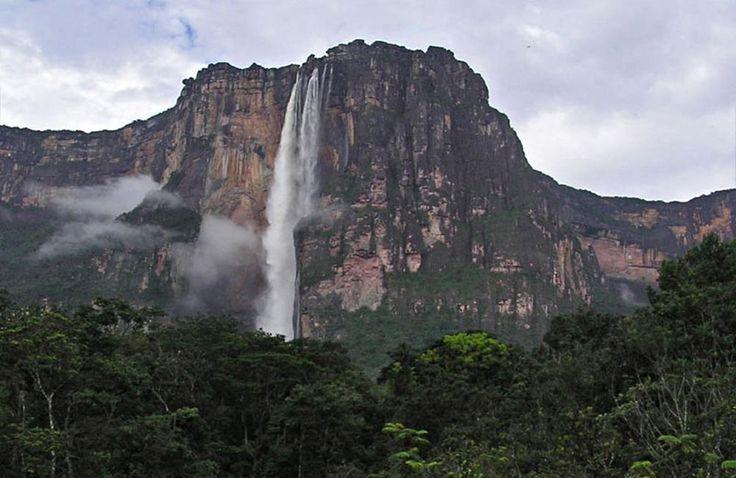 Visit the world's highest waterfall http://666travel.com/angel-falls-venezuela/