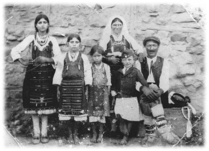 Οικογένεια από το Ποιμενικό 'Εβρου