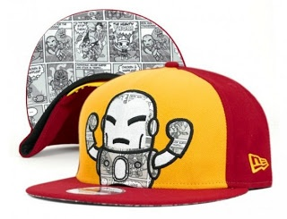 Tokidoki & Marvel shoot out New Era 9Fifty hat | Caps and Hats world