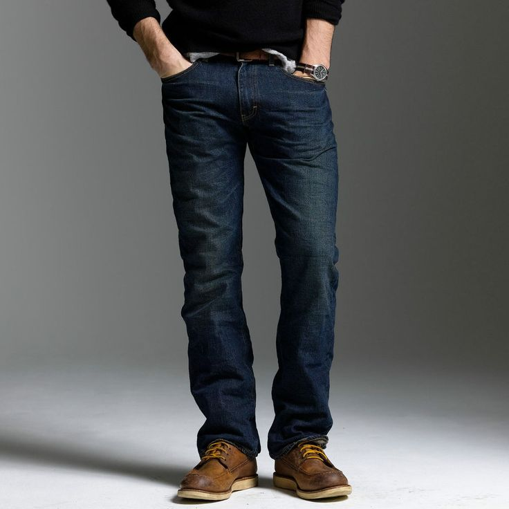 17 best ideas about Mens Bootcut Jeans on Pinterest | Diesel ...