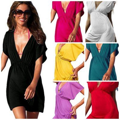 COVER UP BATHING SUIT DRESS FOR BEACH AND POOL SIDE STARTING UNDER $6 FASHION