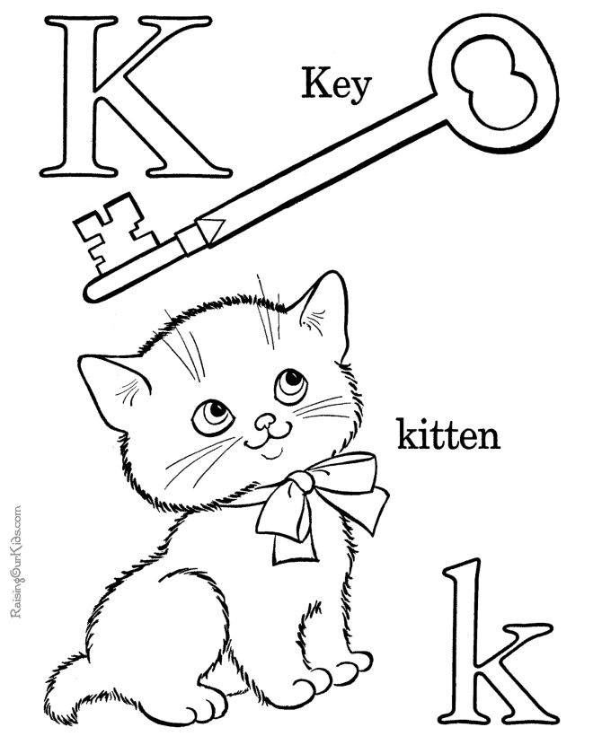 252 best Colouring pages Alphabet images on Pinterest Coloring