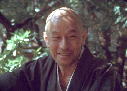 "The rain is everywhere ~ Shunryu Suzuki http://justdharma.com/s/xi7ml  When my master and I were walking in the rain, he would say, ""Do not walk so fast, the rain is everywhere.""  – Shunryu Suzuki  source: http://suzukiroshi.sfzc.org/archives/index.cgi/640200U.html"