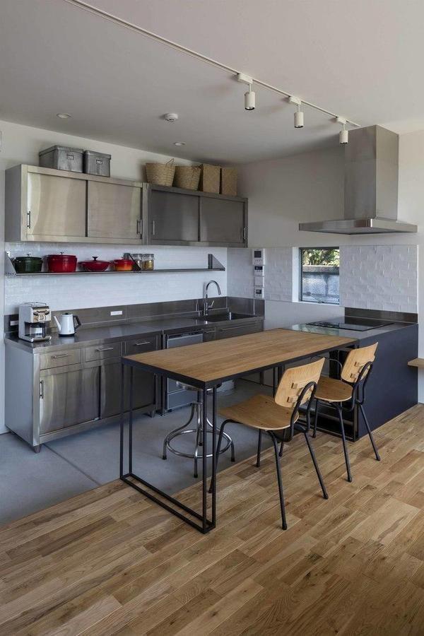 業務用キッチンが家庭用としてもオススメの理由 - Yahoo!不動産おうちマガジン