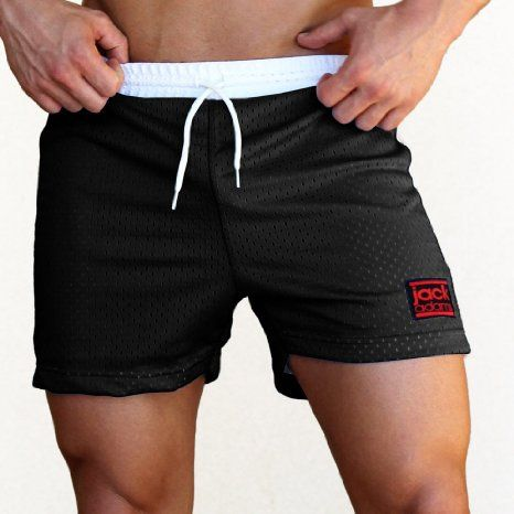 Amazon.com: Jack Adams Men's Air Mesh Gym Short: Clothing