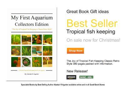 Alastair Agutter Blog: My First Aquarium Book New Release