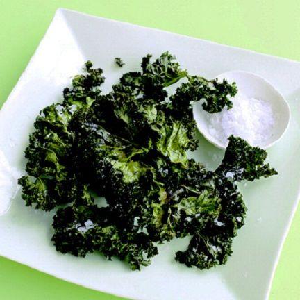 7 Healthy Kale Recipes…   DietOlive Oil, Kale Recipe, Healthy Snacks, Kale Chips, Kalechips, Food, Chips Recipe, Healthy Recipe, Wasabi Kale