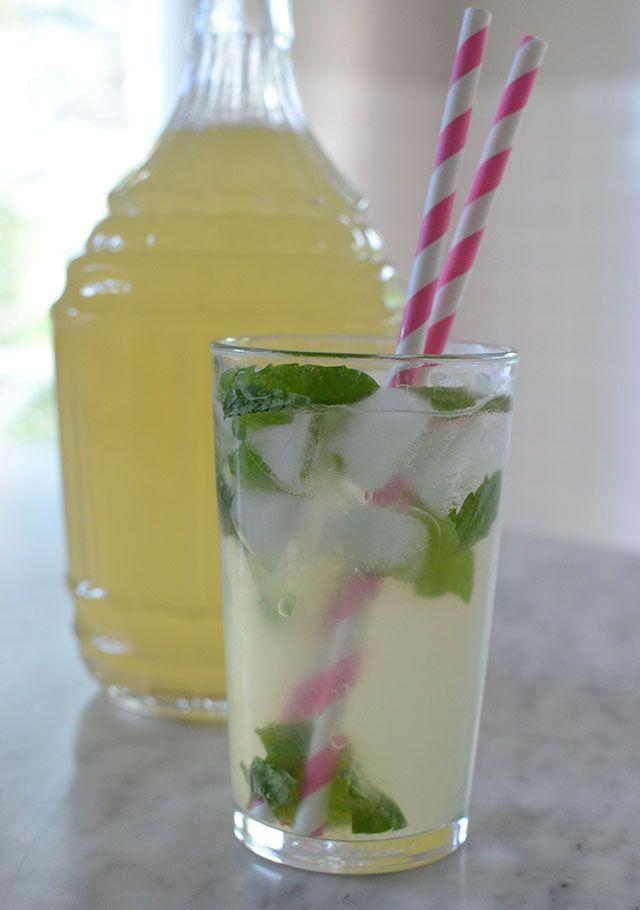 Göra egen citronsaft/lemonad | Hemma med Helena