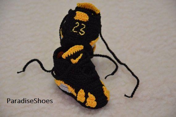 Jordan 14 BT bebé bebés zapatos Retro jordan 14 de ganchillo