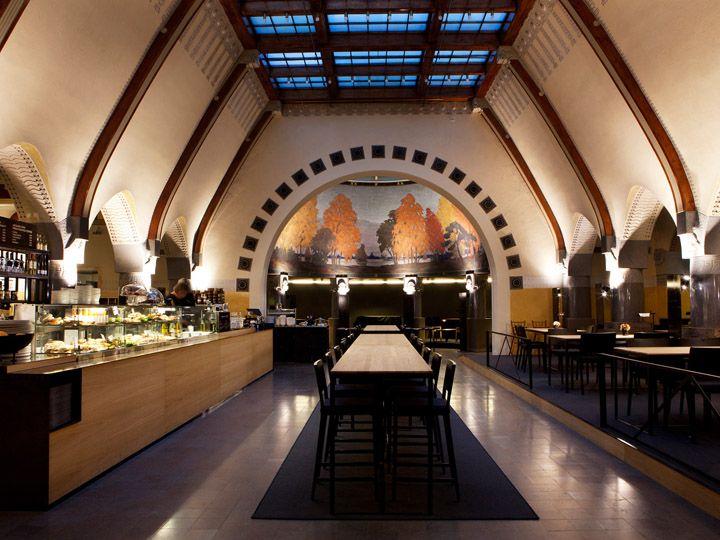 Aschan Cafe Jugend  (former bank)