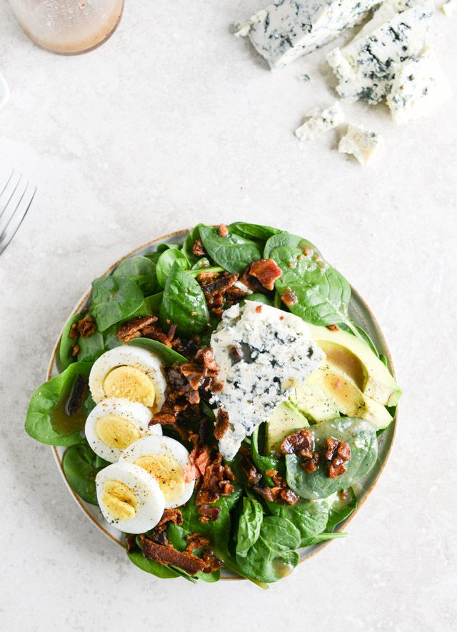 Hot bacon dressing, Bacon dressing and Spinach salads on Pinterest