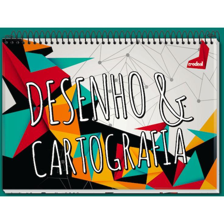 Caderno Desenho Horizontal - Cadernos Escolares
