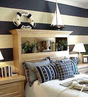 41 best schlafzimmer images on pinterest bedroom bedrooms and simple bedrooms - Maritimes schlafzimmer ...