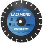 Lackmond 12 in. Segmented Diamond Blade for Cutting Ductile Iron Pipe