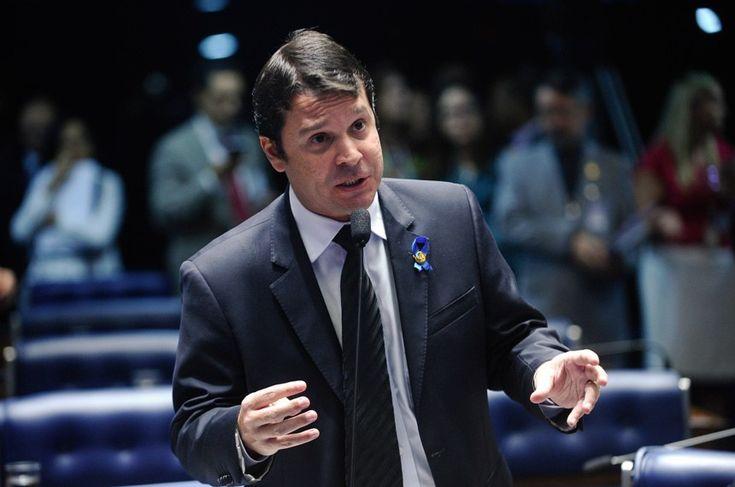 Reguffe quer extinguir ajuda de custo paga a parlamentares no começo e no fim do mandato