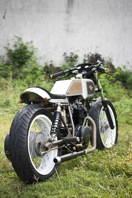 Kawasaki KZ200 12th Attempt ~ Return of the Cafe Racers