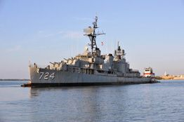 Patriots Point Naval & Maritime Museum - Charleston Harbor, SC (MUST PRINT TICKETS FROM HOME!! - $18)
