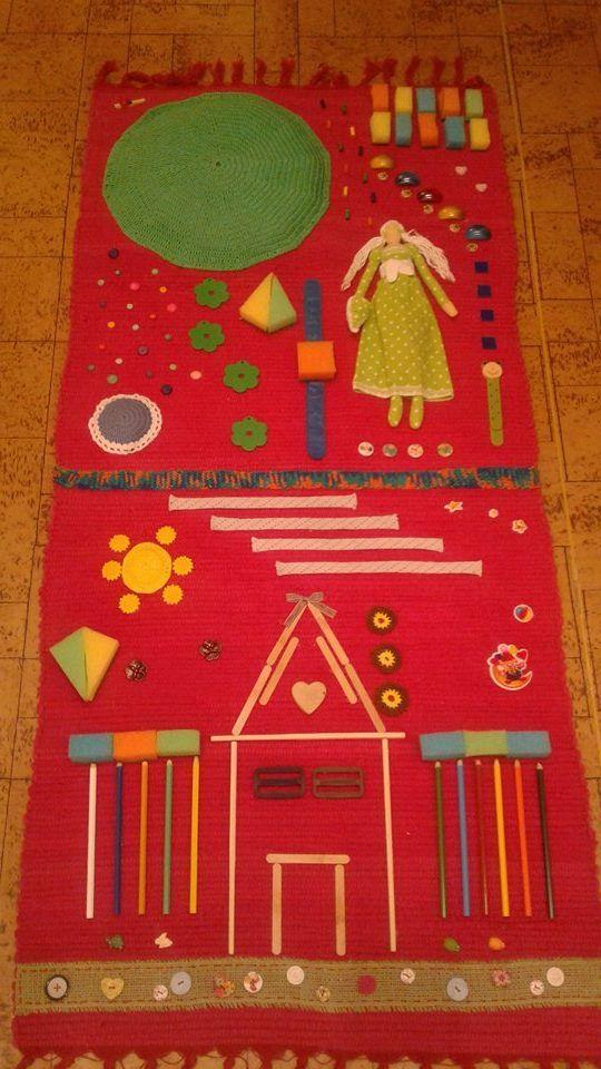 Senzorický koberec