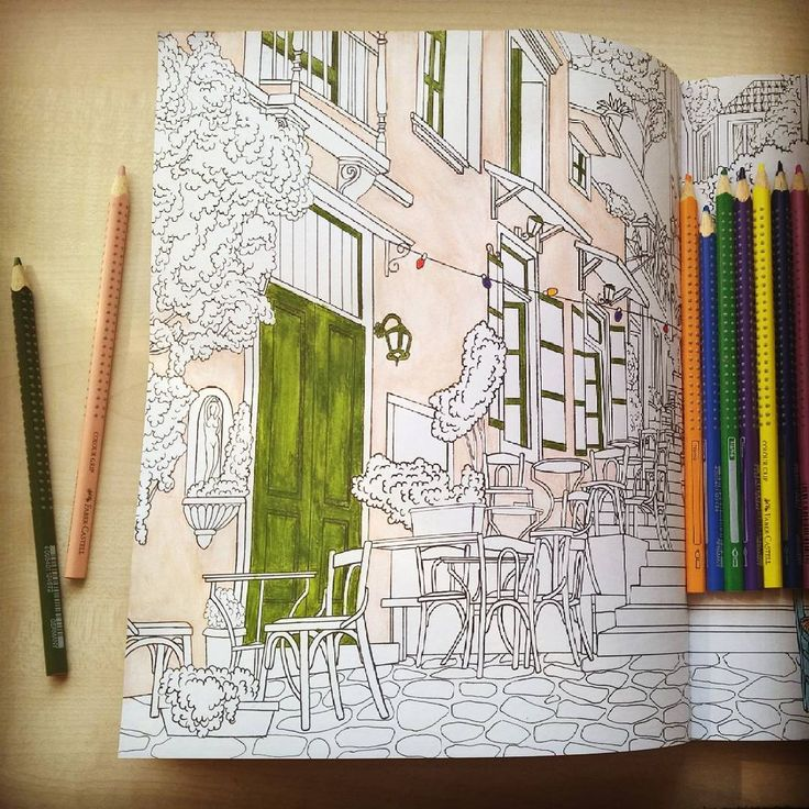 Βάζουμε χρώμα σε ένα υπέροχο κομμάτι της Ελλάδας  #coloringbooks ΚΟΜΜΑΤΙ ΑΠΟ ΕΛΛΑΔΑ #arttherapy #nostress #ColoringGreece #psichogiosbooks