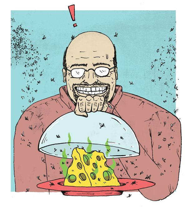 """Os Bastidores do Ig Nobel"" by Daniel Chastinet, via Behance"