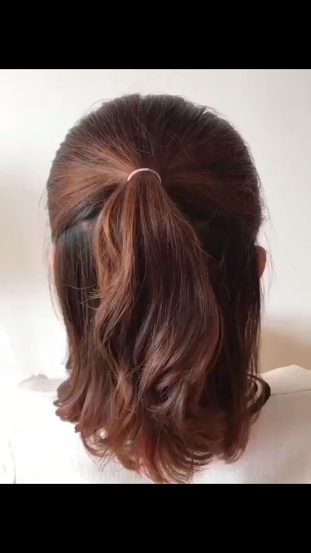 hairstyles for long hair videos| Hairstyles Tutorials Compilation 2019 | Part 555 #hairupdotutorial