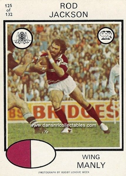 1975 125 Manly Sea Eagles