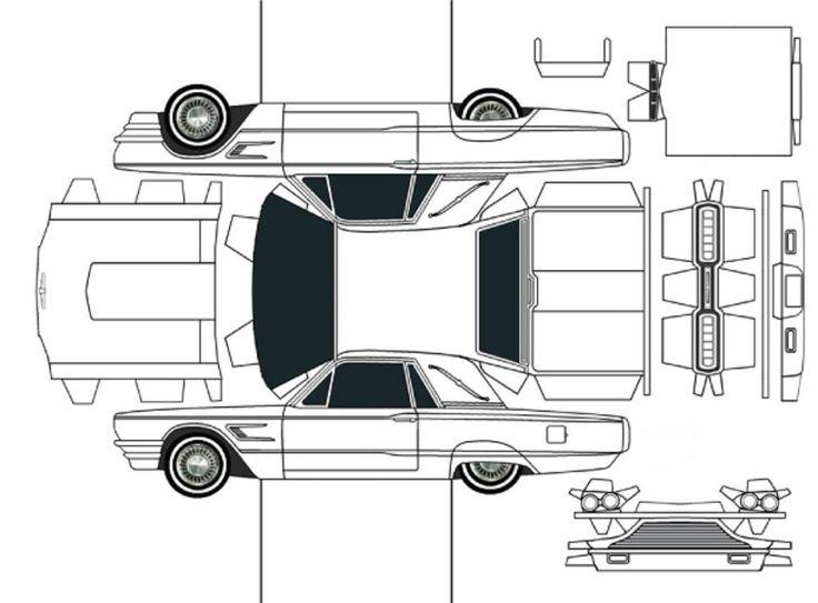 911craftsfortoddlers 911craftsfortoddlers 911craftsfortoddlers 911craftsfortoddlers 911craftsfortoddlers 911cr Ford Thunderbird Paper Models Paper Crafts