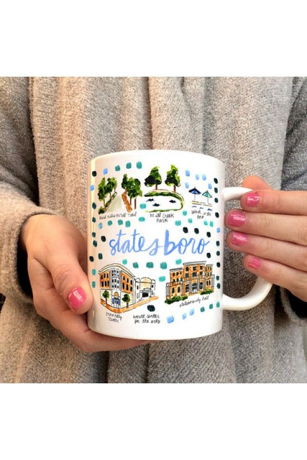 Statesboro mug  #hometown #local #Georgia