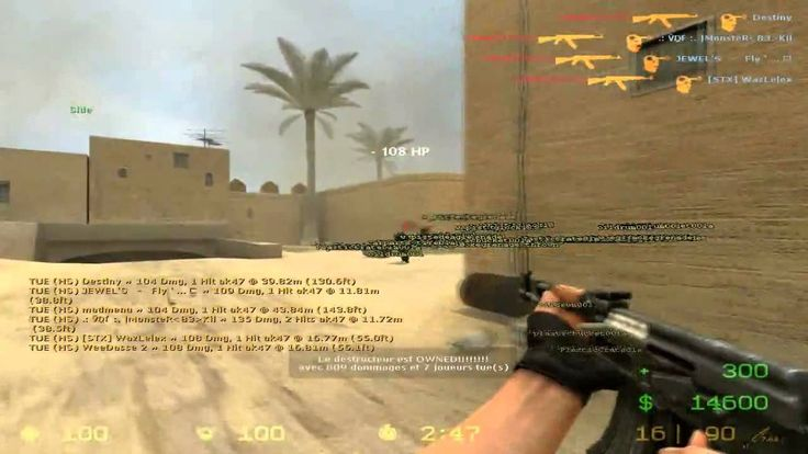 Counter-Strike Source (CSS) Wallhack [Free Download 2014]