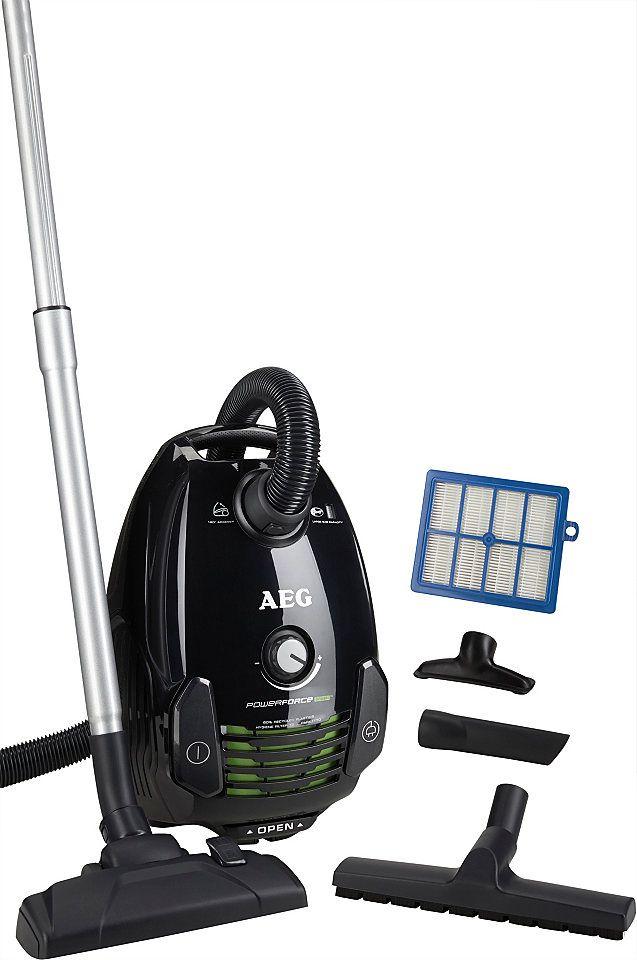 AEG Staubsauger APF 6140, Energieklasse A, EbonyBlack/Recycled für 119,00€. Besonders wendig und extrem leistungsstark bei OTTO