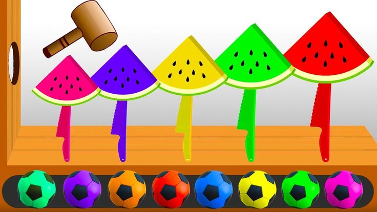 Learn Colors with Watermelon Cutting Fruit Soccer Balls Wooden Toys Finger Family Hammer for Kids Learn Colors with Watermelon Cutting Fruit Soccer Balls Wooden Toys Finger Family Hammer for Kids https://youtu.be/4gqPxifZ73E #LearnColors with #Watermelon #CuttingFruit #SoccerBalls #WoodenToys #FingerFamily Hammer #forKids  Finger Family Song Lyrics : Daddy finger daddy finger where are you? Here I am here I am. How do you do? Mommy finger Mommy finger where are you? Here I am here I am. How…