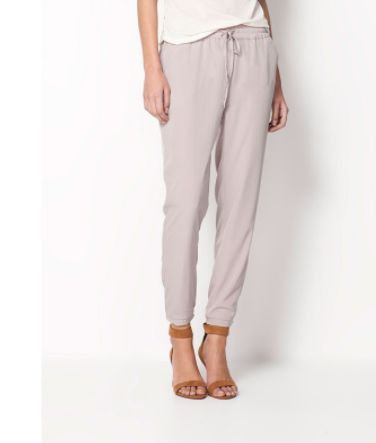 The Cuffed Pants | FRONT |  Available in: Palewood Pink  Black  Grey  Stone Khaki   R260.00 | S | M | L |