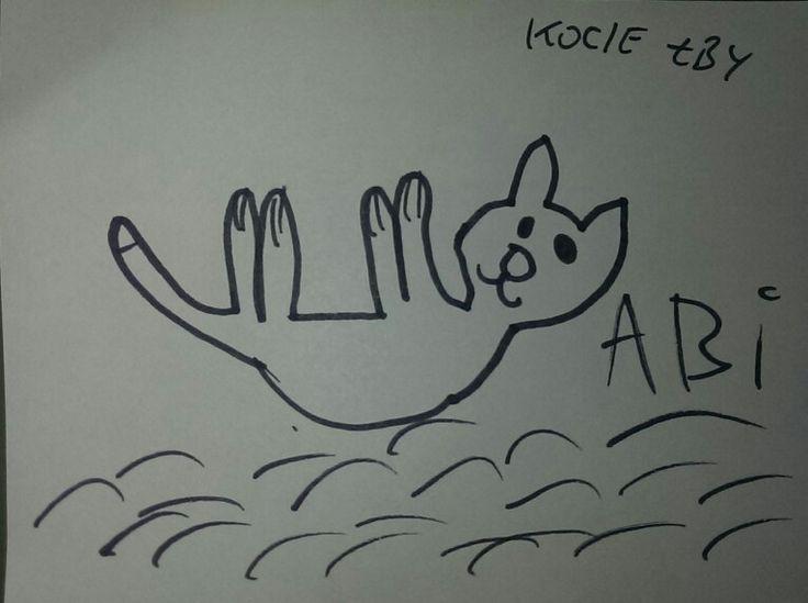 Kocie lby