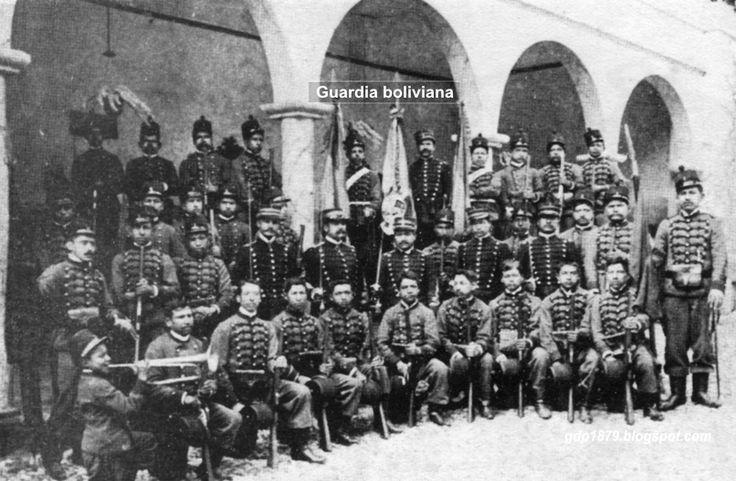 El 15 de mayo de 1879, la división boliviana Villegas, compuesta ahora de los batallones Illimani e Independencia partió en tres trenes de Tacna para Arica.