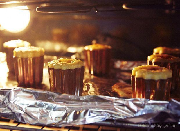 Bordeaux canele cake recipe
